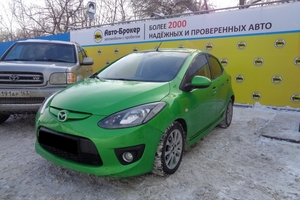Авто Mazda 2, 2008 года выпуска, цена 340 000 руб., Самара