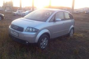 Автомобиль Audi A2, отличное состояние, 2001 года выпуска, цена 290 000 руб., Братск