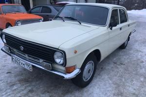 Автомобиль ГАЗ 24 Волга, отличное состояние, 1988 года выпуска, цена 155 000 руб., Жуковский