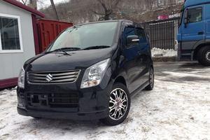 Автомобиль Suzuki Wagon R, отличное состояние, 2011 года выпуска, цена 360 000 руб., Фрязино