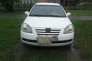 Автомобиль Chery Fora, среднее состояние, 2007 года выпуска, цена 190 000 руб., Тихорецк