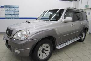 Авто Hyundai Terracan, 2004 года выпуска, цена 410 000 руб., Москва