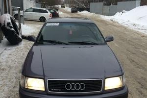 Автомобиль Audi 100, хорошее состояние, 1993 года выпуска, цена 170 000 руб., Москва