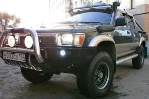 Автомобиль Toyota Hilux, отличное состояние, 1993 года выпуска, цена 610 000 руб., Челябинск
