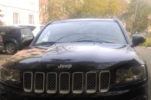 Автомобиль Jeep Compass, отличное состояние, 2013 года выпуска, цена 1 220 000 руб., Иркутск