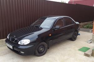 Автомобиль Daewoo Lanos, отличное состояние, 2008 года выпуска, цена 220 000 руб., Москва