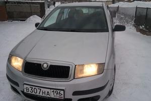 Подержанный автомобиль Skoda Fabia, отличное состояние, 2004 года выпуска, цена 170 000 руб., Челябинск