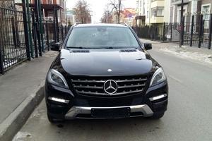 Подержанный автомобиль Mercedes-Benz M-Класс, отличное состояние, 2012 года выпуска, цена 3 140 000 руб., Казань