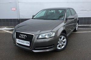 Подержанный автомобиль Audi A3, хорошее состояние, 2012 года выпуска, цена 640 000 руб., Московская область