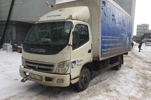 Автомобиль Foton Aumark BJ 1039, среднее состояние, 2007 года выпуска, цена 250 000 руб., Москва