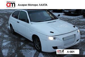 Подержанный автомобиль ВАЗ (Lada) 2112, отличное состояние, 2007 года выпуска, цена 185 000 руб., Санкт-Петербург
