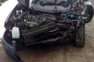 Подержанный автомобиль Lifan Solano, битый состояние, 2012 года выпуска, цена 70 000 руб., Коломна