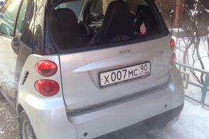 Подержанный автомобиль Smart Fortwo, отличное состояние, 2008 года выпуска, цена 350 000 руб., Дубна