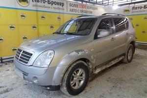 Авто SsangYong Rexton, 2008 года выпуска, цена 700 000 руб., Самара