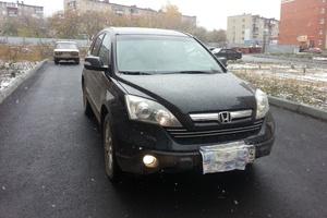 Автомобиль Honda CR-V, хорошее состояние, 2008 года выпуска, цена 800 000 руб., Миасс