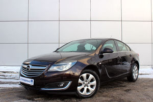 Авто Opel Insignia, 2014 года выпуска, цена 939 000 руб., Москва