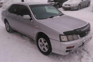 Автомобиль Nissan Bluebird, хорошее состояние, 2000 года выпуска, цена 185 000 руб., Новосибирск