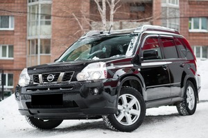 Авто Nissan X-Trail, 2010 года выпуска, цена 920 000 руб., Новосибирск