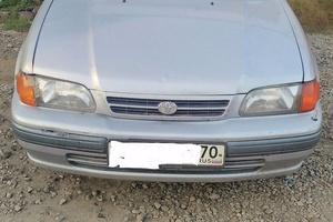 Автомобиль Toyota Corsa, среднее состояние, 1996 года выпуска, цена 120 000 руб., Юрга
