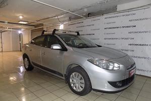 Авто Renault Fluence, 2010 года выпуска, цена 530 000 руб., Москва
