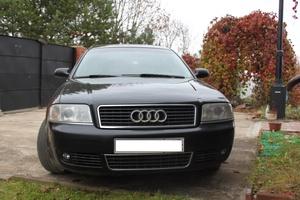 Подержанный автомобиль Audi A6, хорошее состояние, 2003 года выпуска, цена 280 000 руб., Лобня