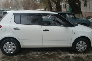 Подержанный автомобиль Skoda Fabia, отличное состояние, 2010 года выпуска, цена 335 000 руб., Челябинск