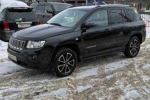 Автомобиль Jeep Compass, отличное состояние, 2012 года выпуска, цена 850 000 руб., Москва