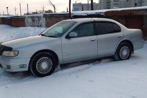 Автомобиль Nissan Cefiro, хорошее состояние, 1997 года выпуска, цена 200 000 руб., Новосибирск
