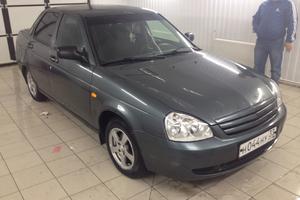 Подержанный автомобиль ВАЗ (Lada) Priora, отличное состояние, 2009 года выпуска, цена 155 000 руб., Ногинск