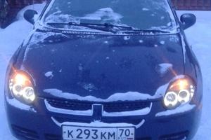 Автомобиль Dodge Neon, хорошее состояние, 2002 года выпуска, цена 180 000 руб., Томск