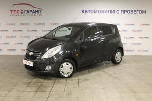 Подержанный автомобиль Chevrolet Spark, отличное состояние, 2012 года выпуска, цена 359 100 руб., Казань