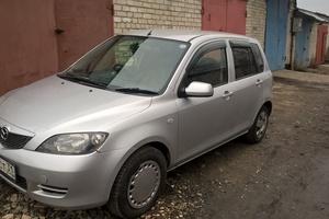 Автомобиль Mazda Demio, хорошее состояние, 2004 года выпуска, цена 225 000 руб., Белгород