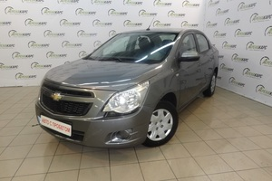 Авто Chevrolet Cobalt, 2013 года выпуска, цена 425 000 руб., Санкт-Петербург