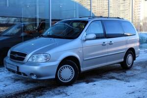 Авто Kia Carnival, 2005 года выпуска, цена 347 000 руб., Москва