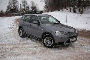 Подержанный автомобиль BMW X3, отличное состояние, 2013 года выпуска, цена 1 330 000 руб., Клин
