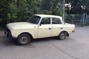 Автомобиль ИЖ 412, среднее состояние, 1991 года выпуска, цена 29 900 руб., Владимир
