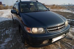 Автомобиль Nissan R'nessa, хорошее состояние, 1998 года выпуска, цена 250 000 руб., Абакан