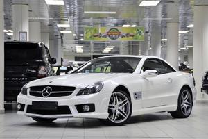 Авто Mercedes-Benz SL-Класс, 2007 года выпуска, цена 4 500 000 руб., Москва