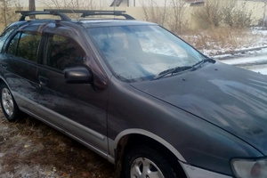 Автомобиль Nissan Pulsar, хорошее состояние, 1997 года выпуска, цена 140 000 руб., Иркутск