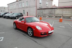 Авто Porsche Cayman, 2007 года выпуска, цена 1 499 000 руб., Санкт-Петербург