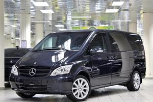 Авто Mercedes-Benz Viano, 2006 года выпуска, цена 877 777 руб., Москва