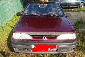 Автомобиль Renault 19, среднее состояние, 1997 года выпуска, цена 40 000 руб., Кольчугино