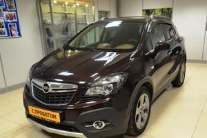 Авто Opel Mokka, 2014 года выпуска, цена 850 000 руб., Москва