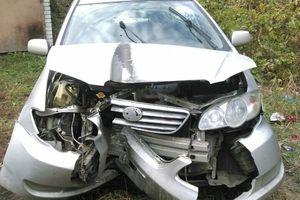 Автомобиль BYD F3, битый состояние, 2008 года выпуска, цена 60 000 руб., Пенза
