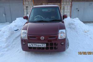 Автомобиль Nissan Pino, отличное состояние, 2009 года выпуска, цена 225 000 руб., Амурск