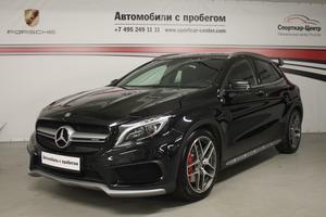 Авто Mercedes-Benz GLA-Класс, 2014 года выпуска, цена 2 300 000 руб., Москва