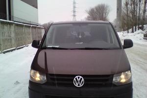 Подержанный автомобиль Volkswagen Caravelle, хорошее состояние, 2014 года выпуска, цена 1 800 000 руб., Красногорск
