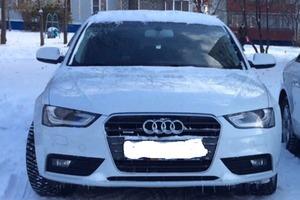 Подержанный автомобиль Audi A4, хорошее состояние, 2012 года выпуска, цена 1 250 000 руб., Челябинск