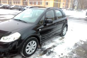 Подержанный автомобиль Suzuki SX4, отличное состояние, 2010 года выпуска, цена 510 000 руб., Ступино