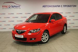 Подержанный автомобиль Mazda 3, хорошее состояние, 2007 года выпуска, цена 366 500 руб., Казань